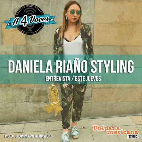Danielastyling entrevista colombian blogger