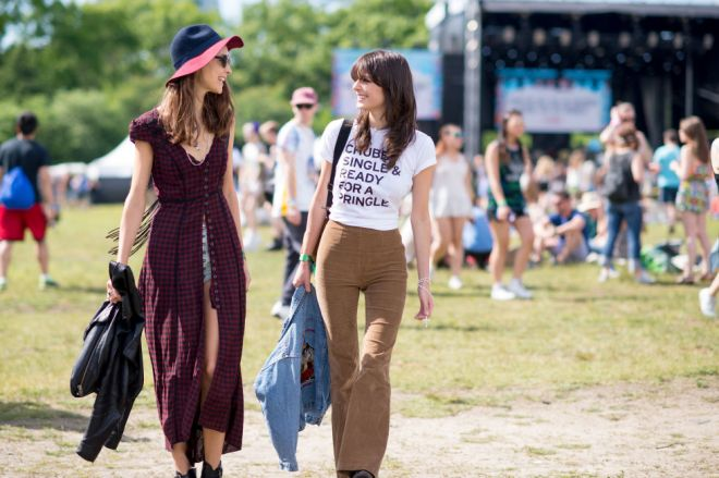 Governors Ball Music Festival 2015 - street style 10