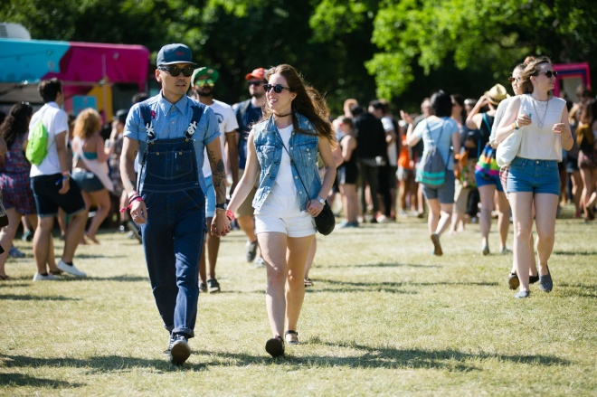Governors Ball Music Festival 2015 - street style 3