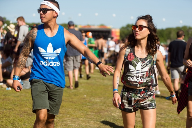 Governors Ball Music Festival 2015 - street style 4