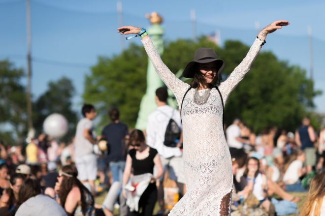 Governors Ball Music Festival 2015 - street style 6
