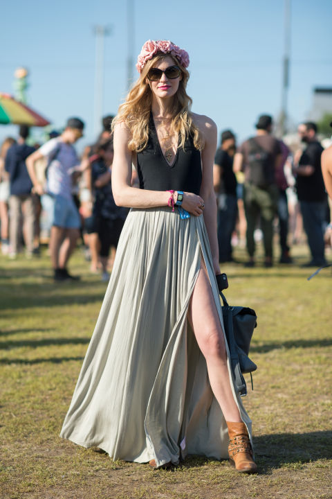 Governors Ball Music Festival 2015 - street style 7
