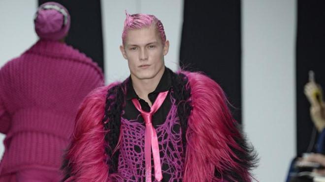 Sibling - Mens Fall 2015 Runway - London Menswear Fashion Week