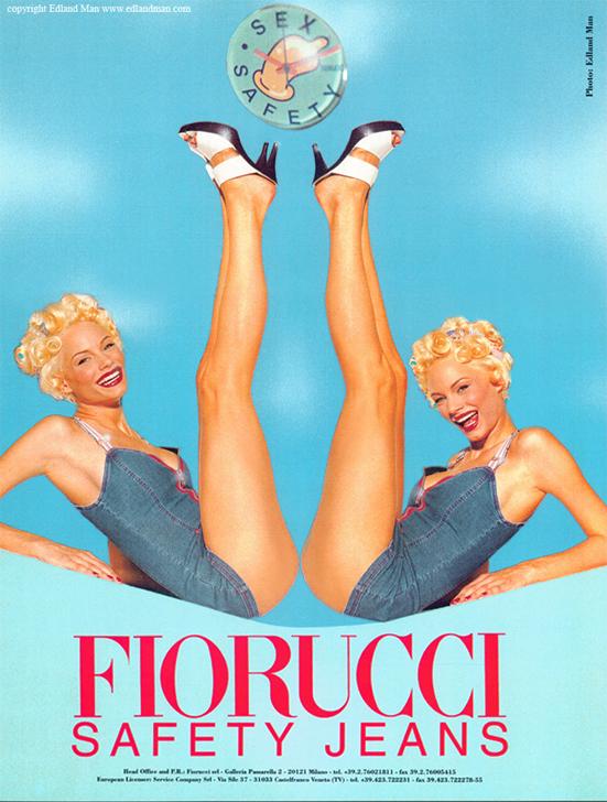 Fiorucci - pin up - historia de fiorucci - Danielastyling