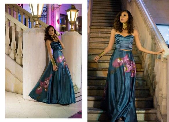 Yuriko londoño fashion editorial - danielastyling 2