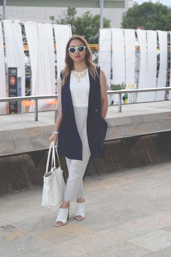 danielastyling street style colombiamoda 2015 tendencias chaleco