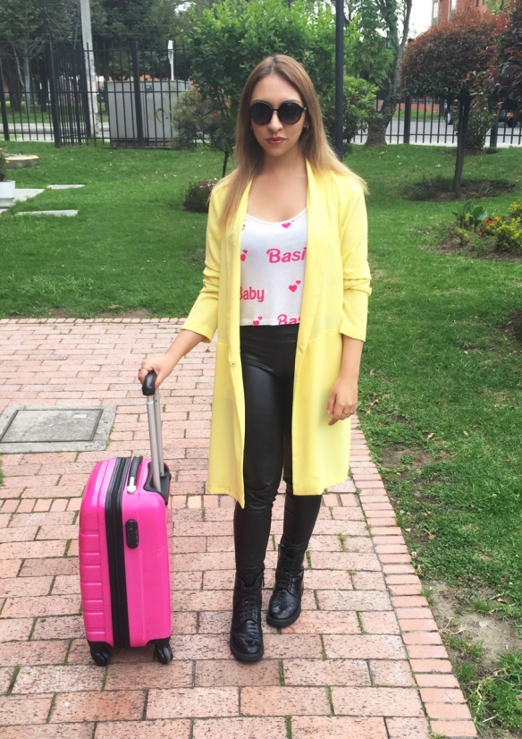 danielastyling tizkka colombia - outfit barbie pink outfit post