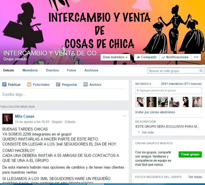 intercambio de ropa Colombia - danielastyling - intercambio y venta de prendas facebook