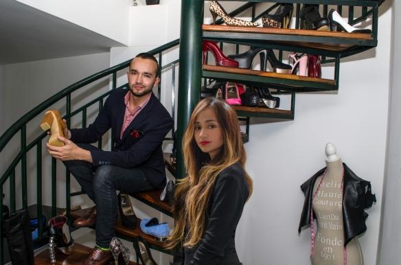 Juan y Mónica Valbuena Hernández