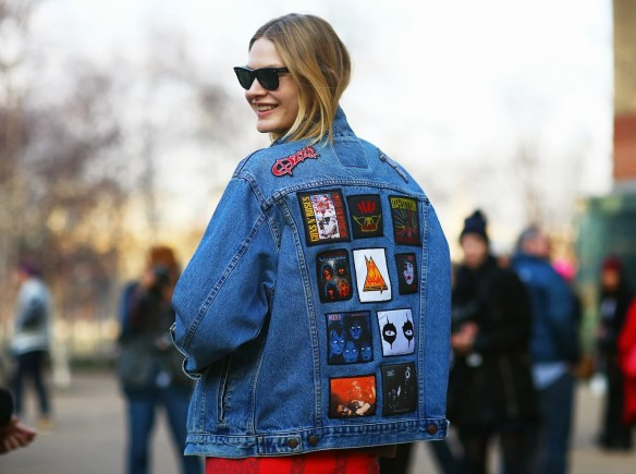 alerta tendencia - parches - colombia - danielastyling - outfit denim patch jacket