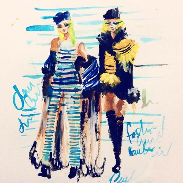 canteroink - ilustracion de moda en colombia - fashion illustrator - danielastyling - 3