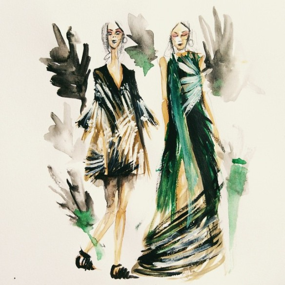 canteroink - ilustracion de moda en colombia - fashion illustrator - danielastyling - 46