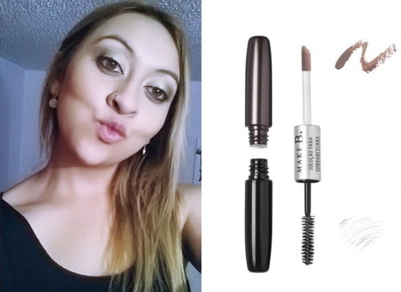 Eyebrow slits - danielastyling makeup colombia - eyebrow 5