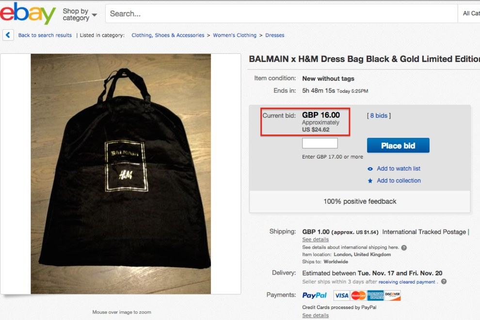 Balmain - H&M coleccion balmain - lujo - danielastyling - caos balmain 6