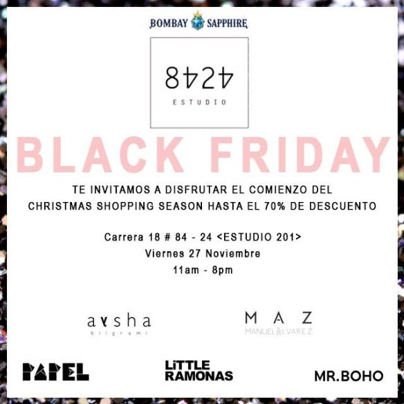 BLACK FRIDAY COLOMBIA - DESCUENTOS MODA COLOMBIA - DANIELASTYLING 1