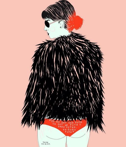 ilustraciones de moda - blog de moda - blog colombiano - danielastyling - yara